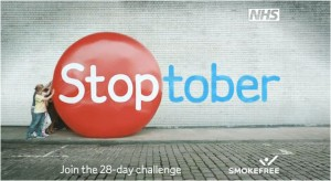 stoptober- protecting you against mouth cancer by encouraging Carlisle patients to stop smoking