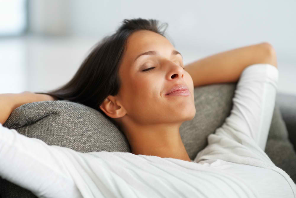 be-a-relaxed-calm-person with our sedation dentistry service