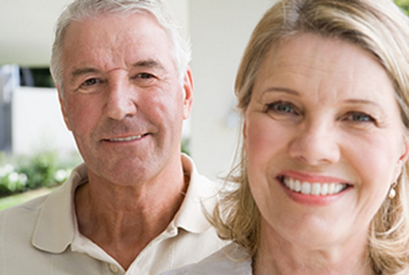 Fixed bridge dental implants in Carlisle